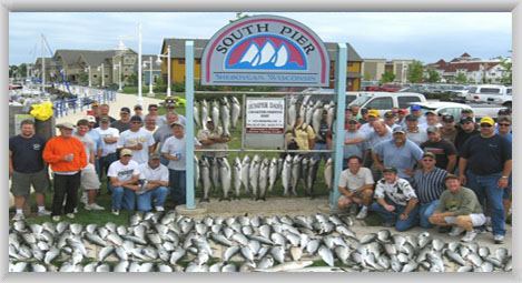 Over 175 fish caught in one day!